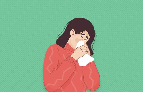 면역력과 체력을 잡는, <br/>환절기 건강관리 TIP